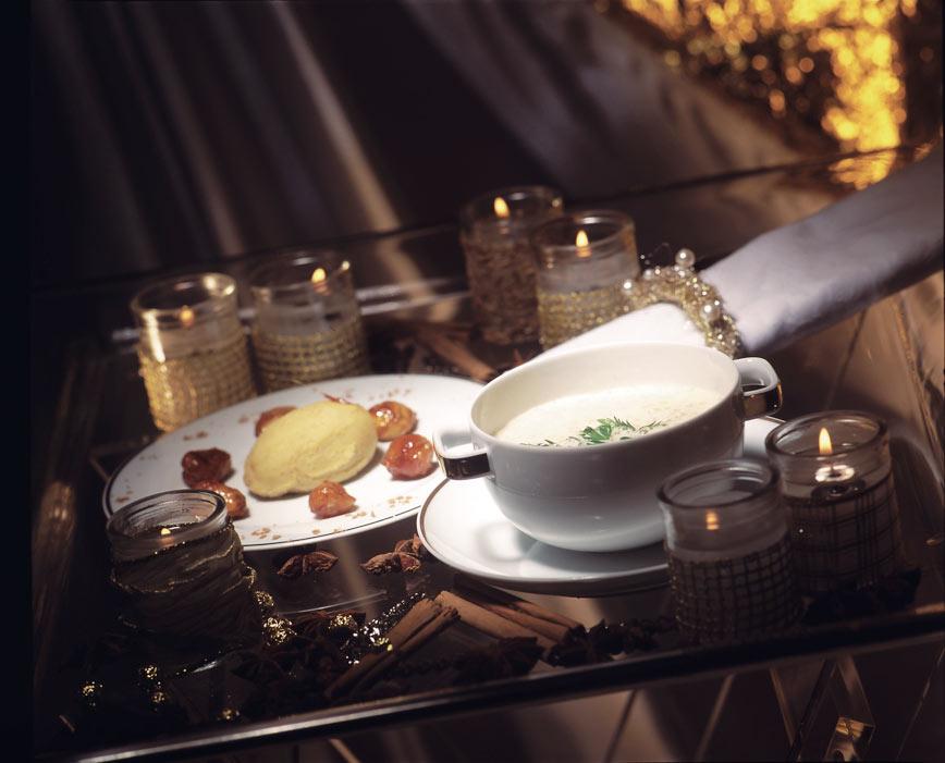 Weihnachtszauber tischdeko f r die perfekte atmosph re Tischdeko gastronomie